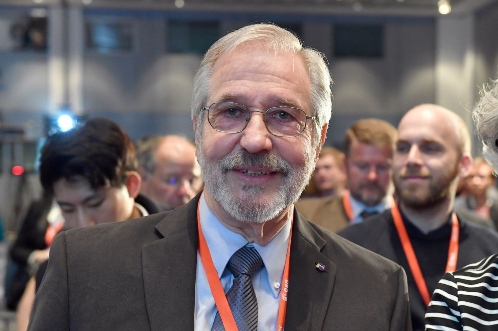 Nhà khoa học Donald Kessler
