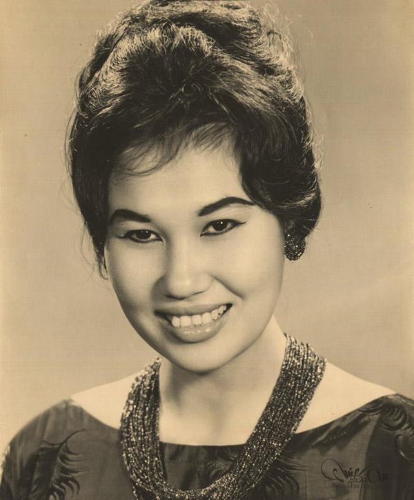 Cố danh ca Thái Thanh từng là người bạn tâm giao với nhiếp ảnh gia Đinh Tiến Mậu.