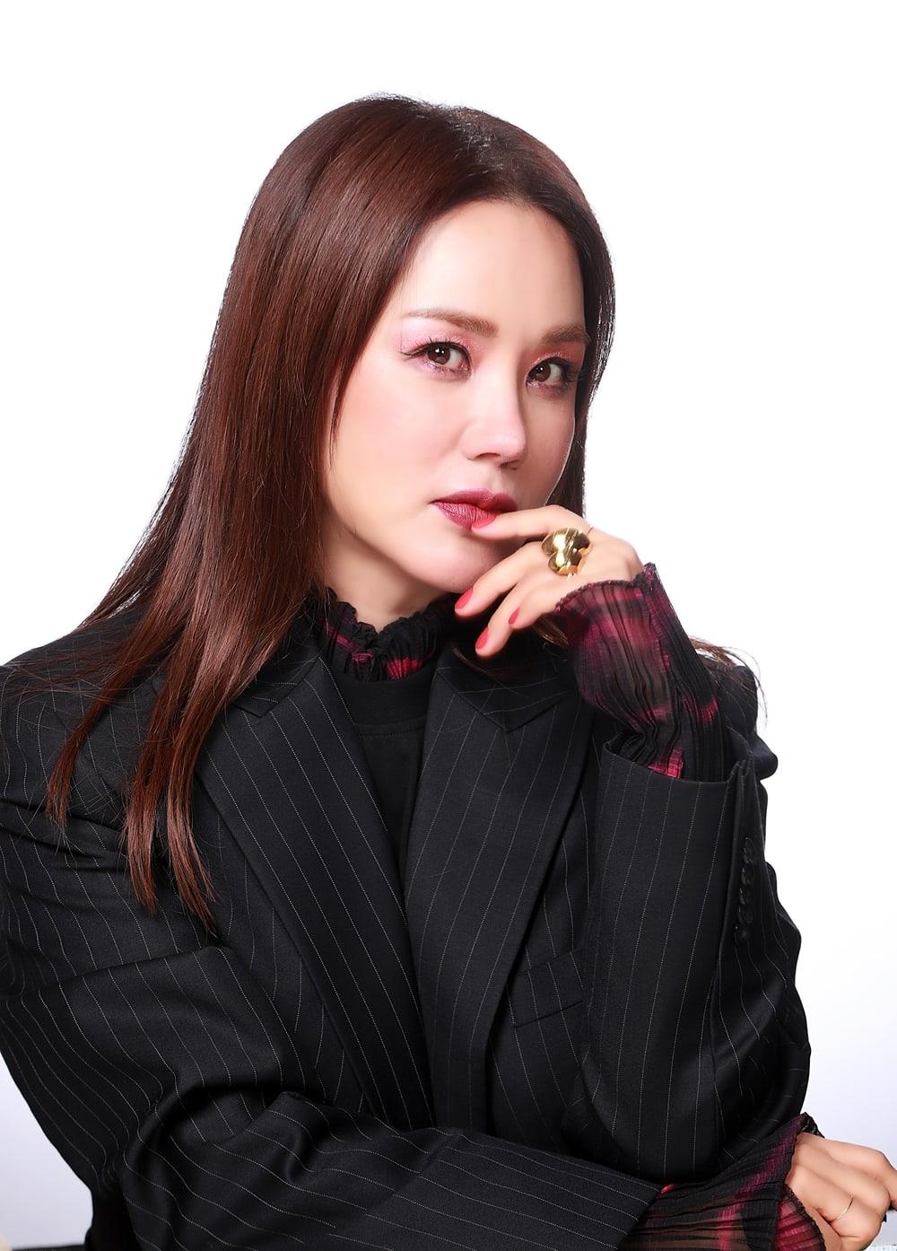 Uhm Jung Hwa từng mặc cảm về giọng hát.