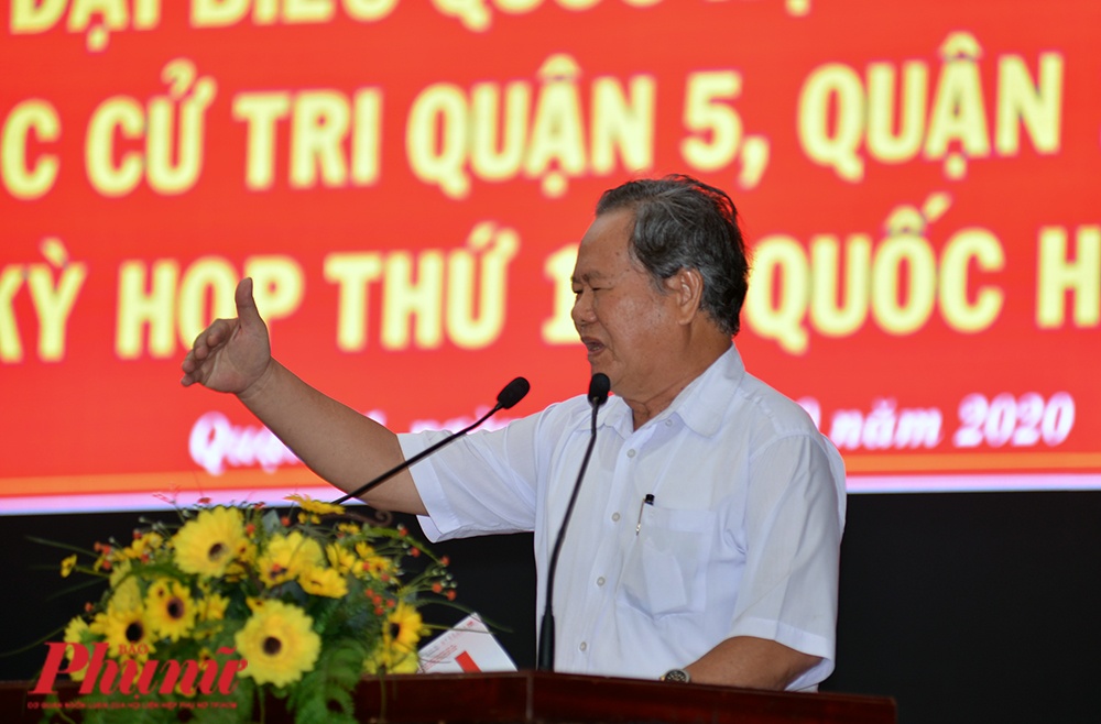 Cử tri Huỳnh Văn Sáu, TP.HCM cho rằng Tầm nhìn của Bộ Giáo dục và đào tạo là quá..ngắn