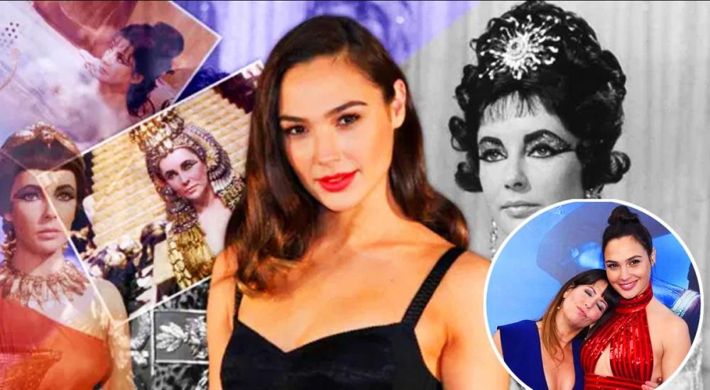 Gal Gadot hào hứng với dự án mới vì vai diễn Cleopatra là vai khá thử thách các nữ diễn viên.