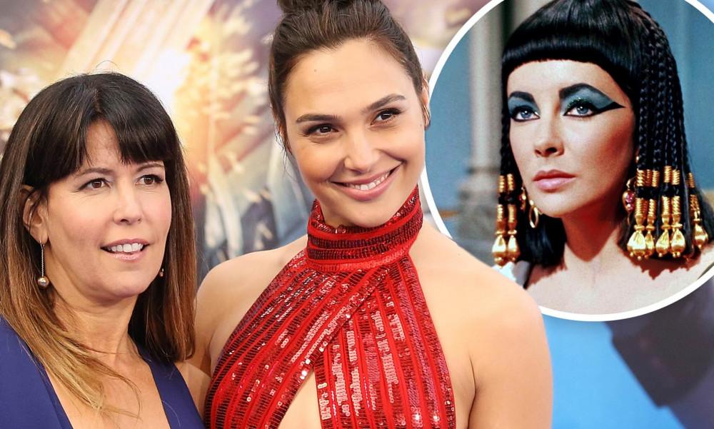 Gal Gadot sẽ cùng đạo diễn Wonder woman thực hiện Cleopatra.