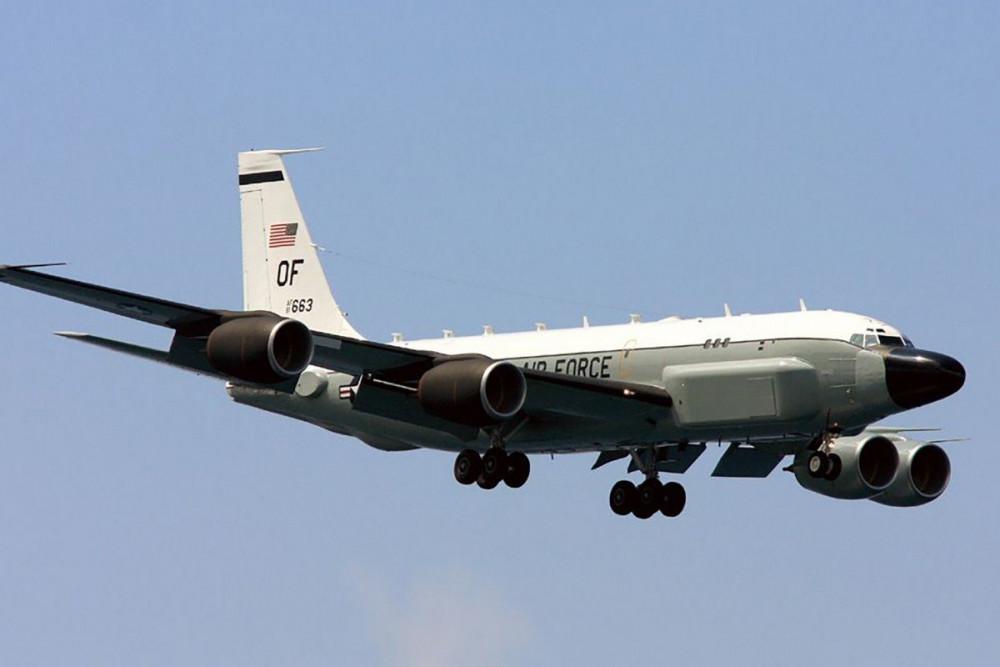 Mỹ cử 60 máy bay do thám Trung Quốc trong tháng 9.