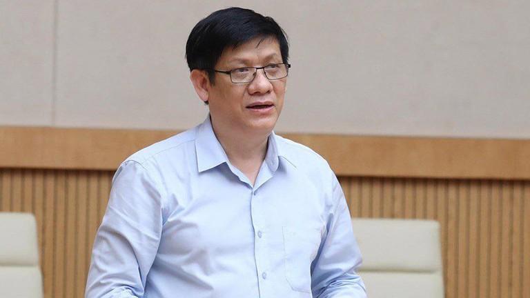 Quyền Bộ trưởng Bộ Y tế Nguyễn Thanh Long nhận định cuộc chiến COVID- 19 trong mùa đông xuân sẽ khốc liệt