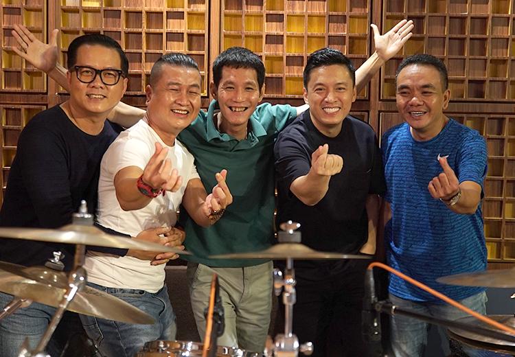 Trong đêm nhạc sắp tới, Lam Trường sẽ tái xuất cùng ban nhạc
