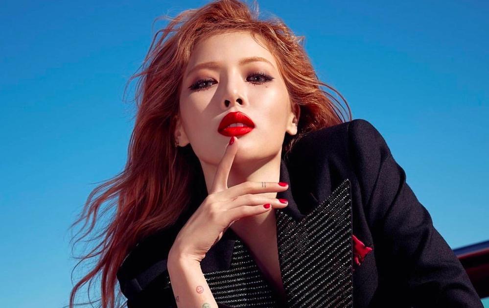 HyunA tập trung phát triển sự nghiệp cá nhân trong những năm gần đây.