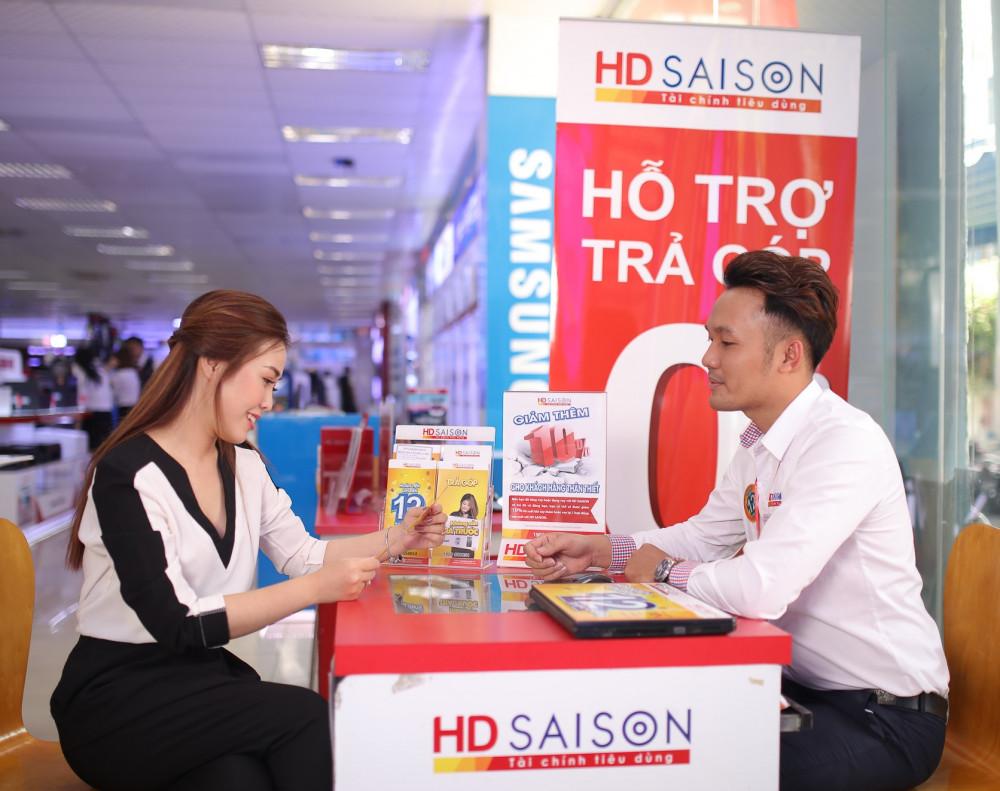 Ưu đãi 20/10 của HD SAISON sẽ giúp chị em phụ nữ dễ dàng mua sắm đồ dùng để chăm sóc bản thân và gia đình. Ảnh: HD SAISON