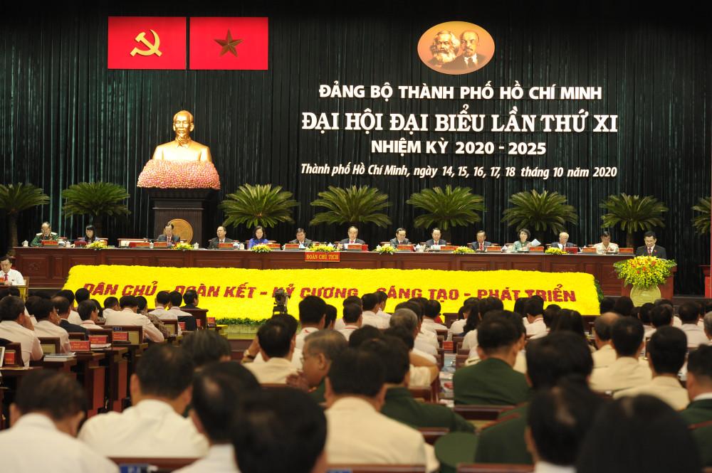 Đại hội quy tụ 444 đại biểu và nhiều đại biểu khách mời đến từ Trung ương