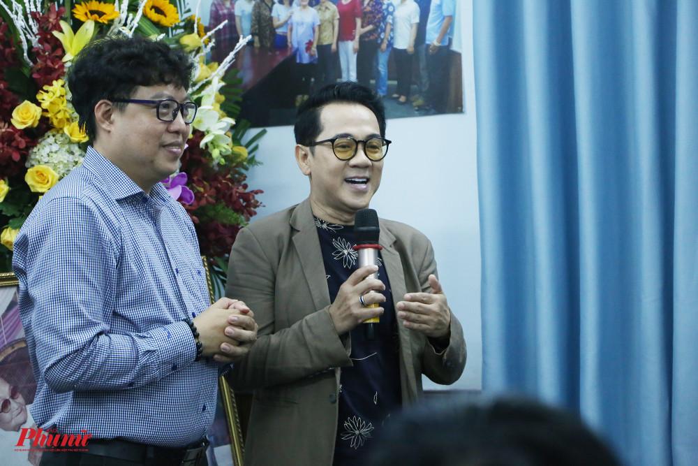 NS ƯT Thành Lộc thích thú chia sẻ về kỷ niệm gắn với NSND Bảy Nam