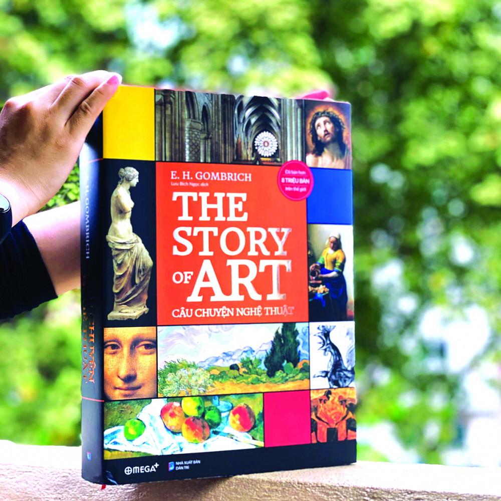 The Story of Art  mang đến cho  người đọc một cái nhìn khái quát về lịch sử nghệ thuật châu Âu từ thời cổ đại đến hiện đại