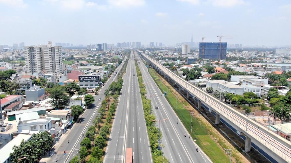 Hạ tầng ở thành phố phía Đông được đầu tư bài bản