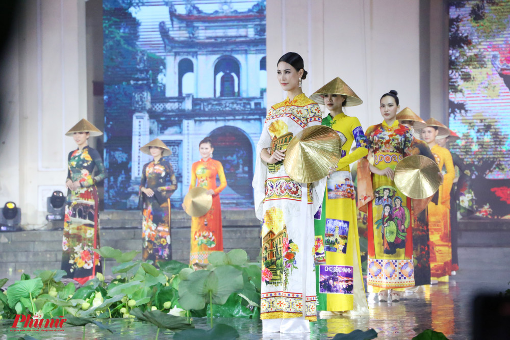 TPHCM với Lễ hội Áo dài được nhiều nhà nghiên cứu cho rằng là địa phương phù hợp để đứng ra lập hồ sơ áo dài.
