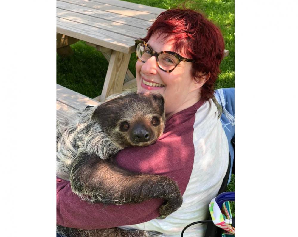 Cáo phó tự viết của người phụ nữ Chicago lan truyền rộng rãi trên mạng xã hội vì những lời khuyên khôn ngoan của cô - Ảnh: Facebook Stacy Oliver