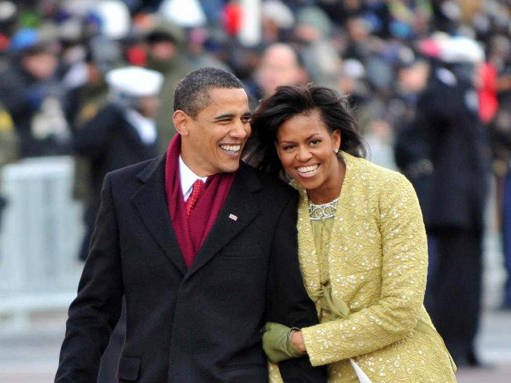 Bà Michelle Obama được xem là vũ khí lợi hại cho chiến dịch vận động tranh cử năm 2008 của ông Barack Obama