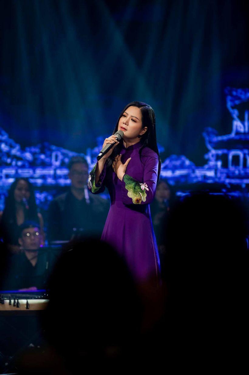 Ca sĩ Đinh Hiền Anh sẽ cùng nhiều nghệ sĩ tổ chức đêm nhạc thiện nguyện, hướng về miền Trung thân yêu.