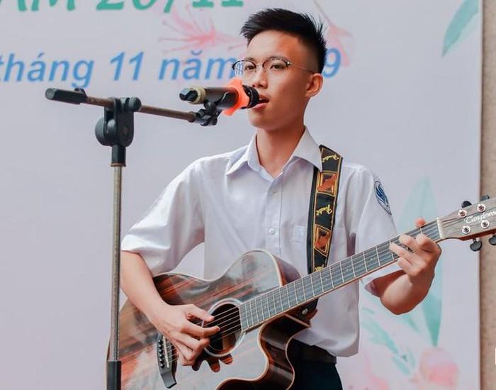Võ Việt Phương sáng tác, thu ca khúc trong một đêm