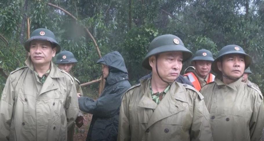 Hình ảnh cuối cùng về 13 chiến sĩ, cán bộ hy sinh trong khi làm nhiệm vụ cứu hộ, cứu nạn tại thuỷ điện Rào Trăng 3