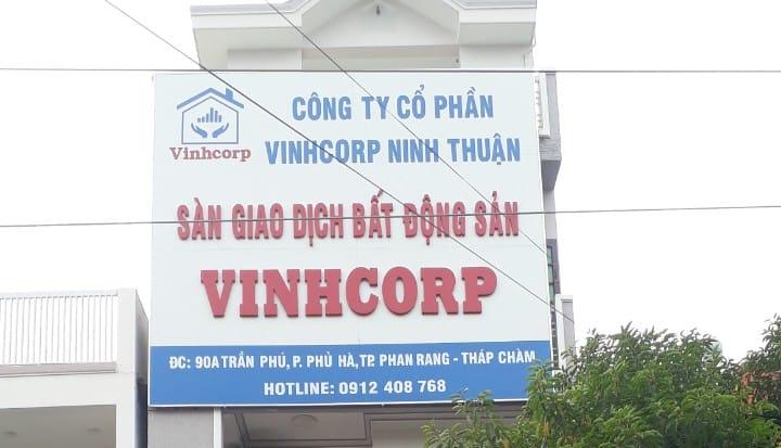 Công ty Vinhcorp Ninh Thuận