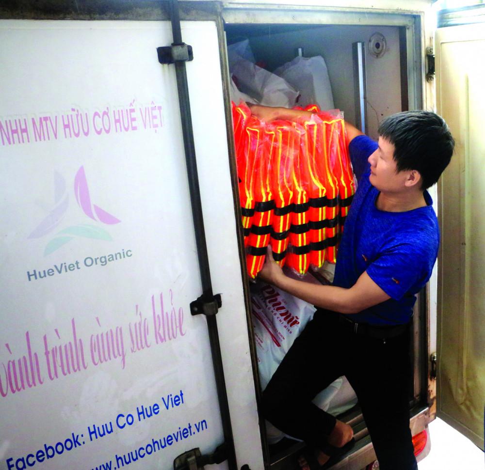 Tại tỉnh Thừa Thiên - Huế, áo phao rất dễ mua, không bị đội giá