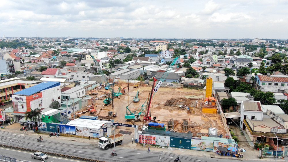 Dự án Phuc Dat Tower đang gây tiếng vang trên thị trường bất động sản hiện nay