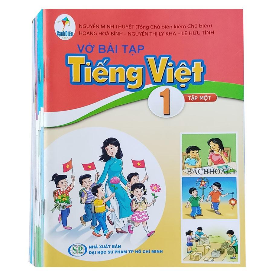 Sách Tiếng Việt lớp 1 - bộ Cánh diều gây nhiều phản ứng trong dư luận