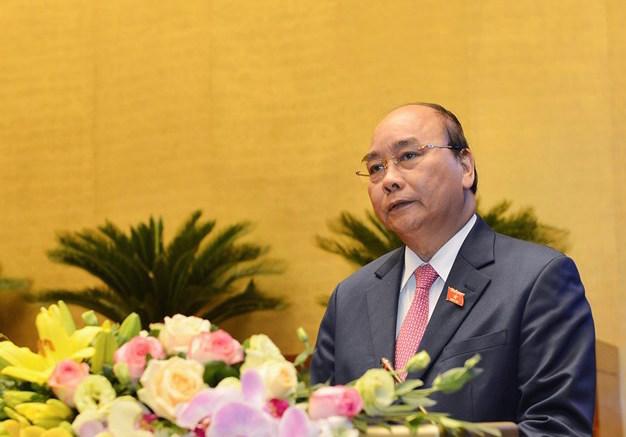 Thủ tướng Nguyễn Xuân Phúc thẳng thắn chỉ ra,
