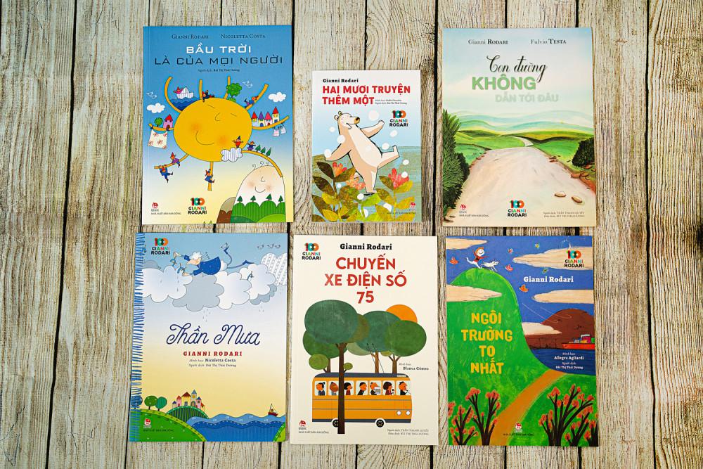 6 cuốn sách đặc biệt được NXB Kim Đồng ra mắt nhân kỷ niệm 100 năm ngày sinh nhà văn.