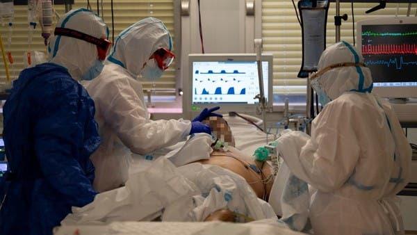 Hơn 1 triệu ca nhiễm SARS-CoV-2 tại Tây Ban Nha.