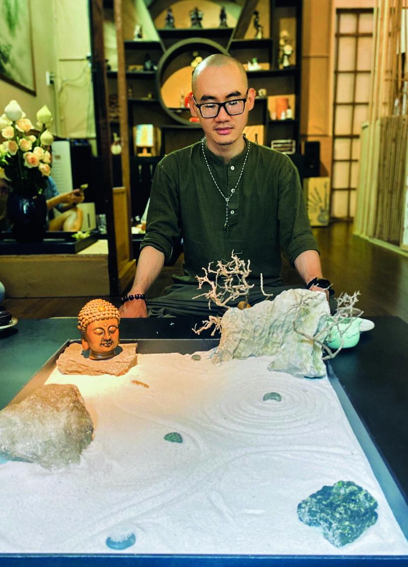 Phạm Hoàng Sơn đã tìm thấy bình yên ở tuổi 30