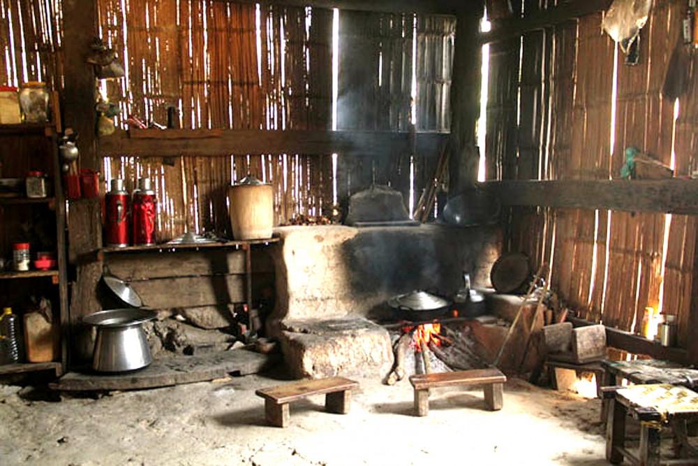 Tôi nhớ lắm gian bếp ngày xưa