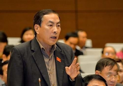 ĐBQG Phạm Văn Hòa đề nghị không bổ sung quy định cắt điện nước để cưỡng chế vào dự luật