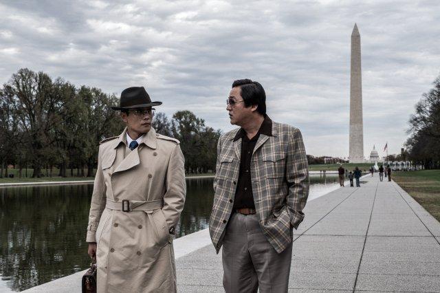 The man standing next là bộ phim đại diện Hàn Quốc tranh tài tại Oscar 2021.