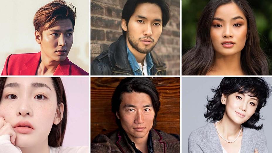 Lee Min-ho sẽ cùng 5 diễn viên khác tham gia vào Pachinko.