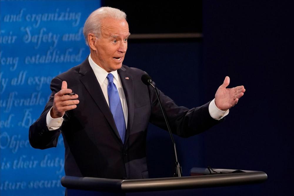 Ông Joe Biden hóa giải thành công những đòn tấn công từ đói thủ.