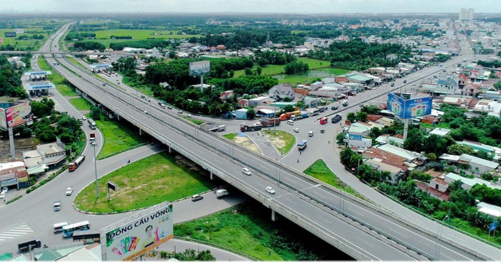 Cao tốc TPHCM - Mộc Bài