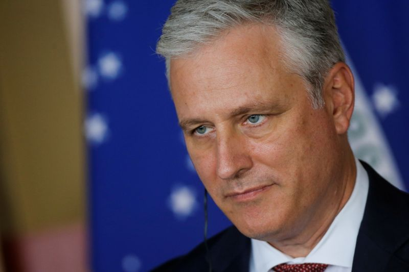 Cố vấn An ninh Quốc gia Hoa Kỳ Robert O'Brien