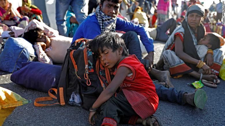 Đại dịch COVID-19 làm gia tăng nạn buôn bán trẻ em ở Ấn Độ.