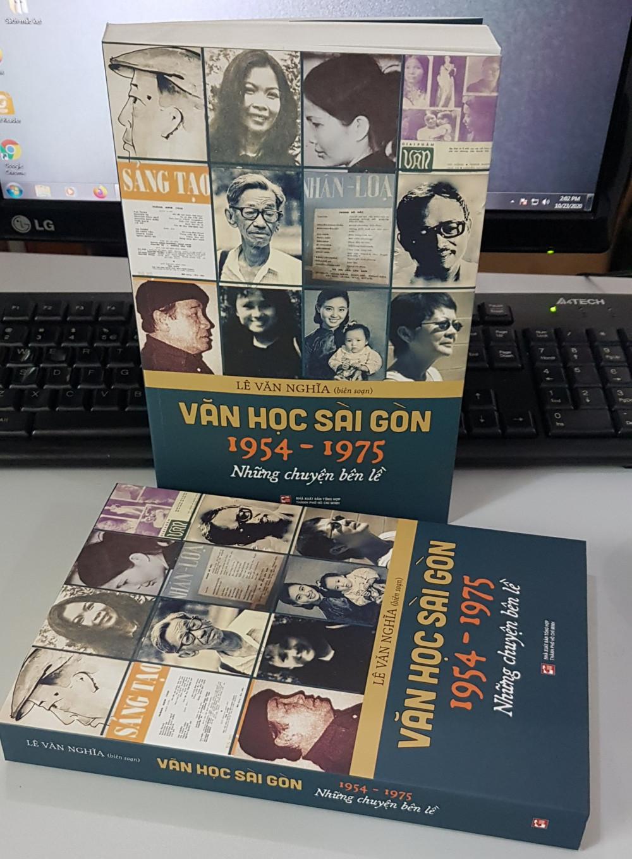 Tác phẩm mới nhất của nhà văn Lê Văn Nghĩa