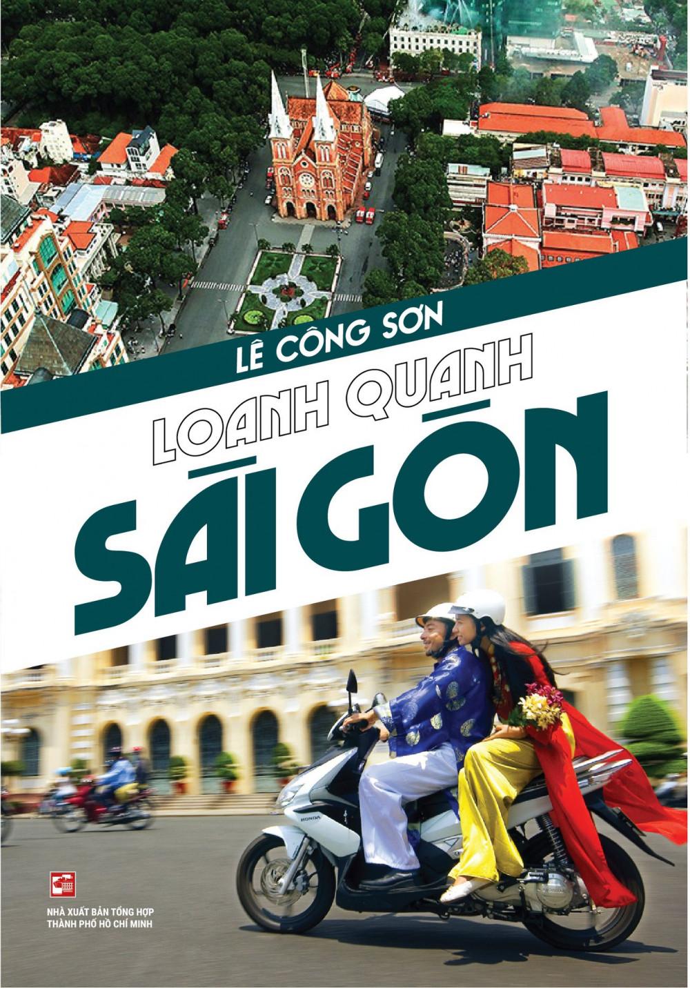 Nhà báo Lê Công Sơn cũng ra mắt tác phẩm viết về Sài Gòn trong dịp này