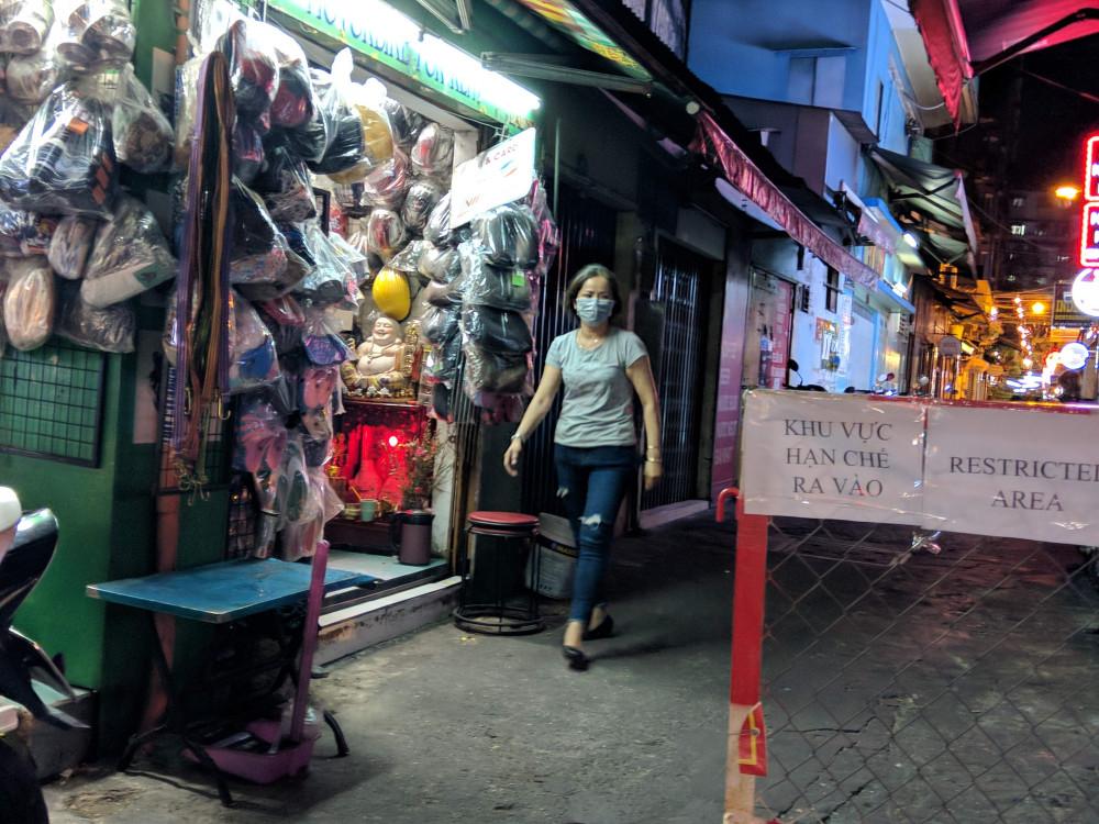 Sài Gòn - những ngày bị phong tỏa vì COVID-19 vào tháng 3/2020