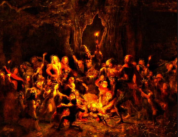Lễ Samhain của người Gael