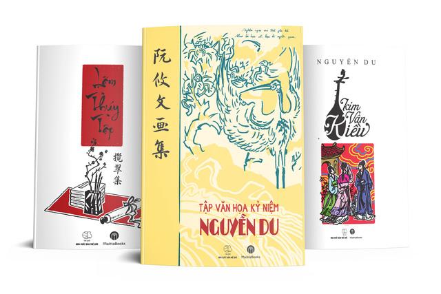 3 ấn phẩm được giới thiệu