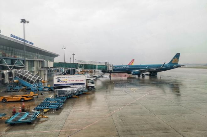 Các sân bay miền trung lần lượt hoạt động trở lại sau bão. (Ảnh minh hoạ)