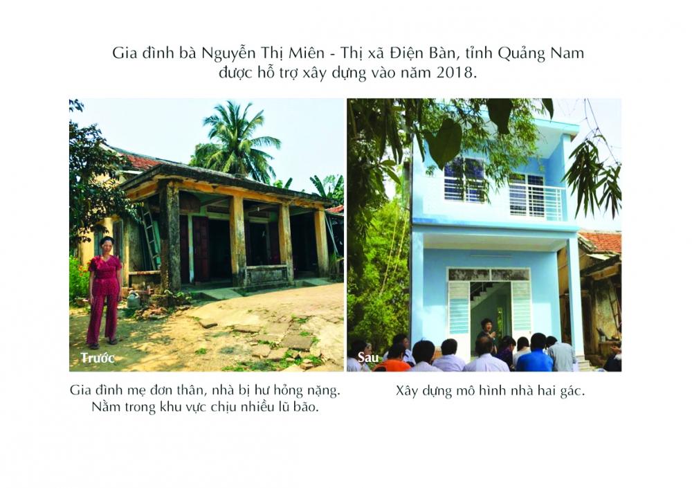 Những căn nhà chống lũ bước ra từ dự án của Jang Kều
