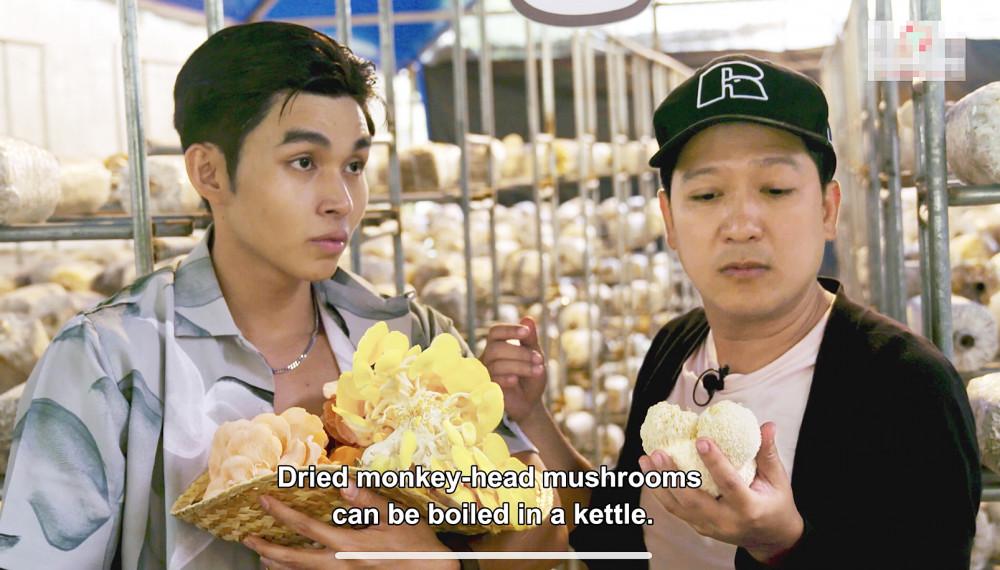 Chương trình Muốn ăn phải lăn vào bếp với khách mời Jun Phạm
