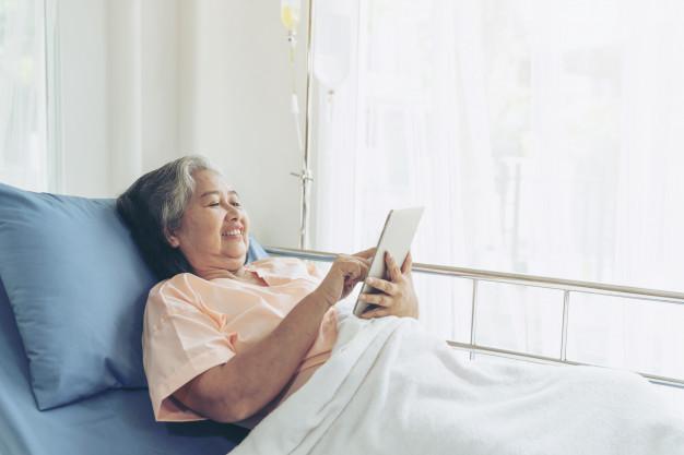 Không phải ai cũng có cuối đời tốt đẹp trong nhà dưỡng lão (ảnh minh họa)