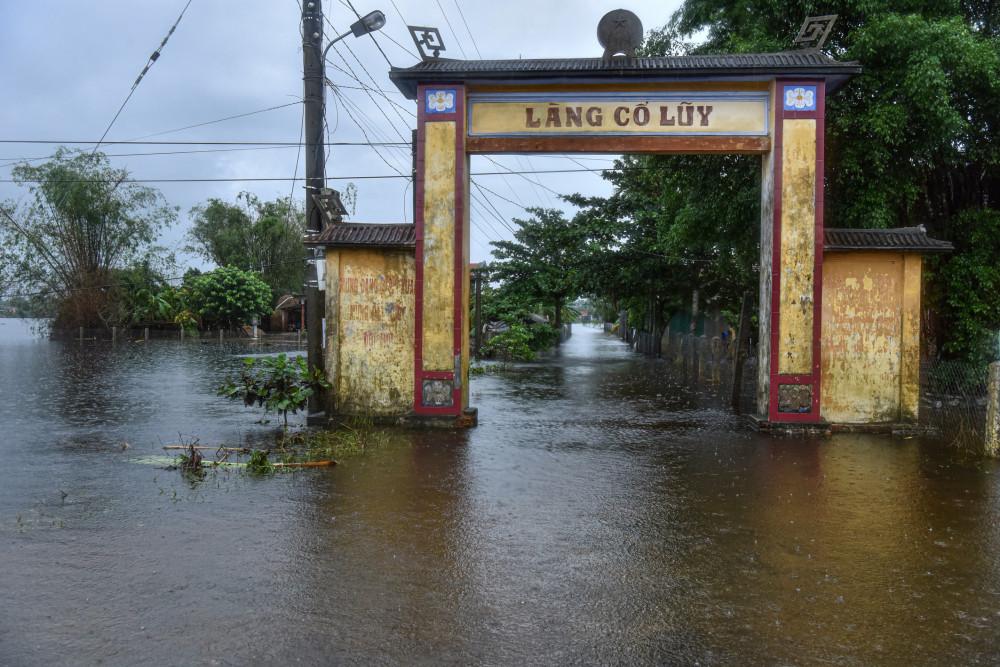 Làng Cổ Luỹ, xã Hải Ba, huyện Hải Lăng, tỉnh Quảng Trị