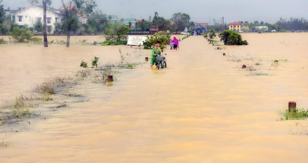 Điểm tại thôn Thanh Hà, xã Quảng Thành, huyện Quảng Điền, tỉnh Thừa Thiên - Huế.