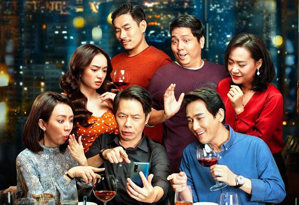 Phim Tiệc trăng máu của đạo diễn Nguyễn Quang Dũng lập kỷ lục phòng vé sau tám ngày ra mắt với doanh thu hơn 60 tỷ đồng