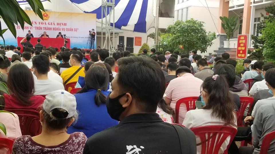 Hơn 300 cán bộ, hội viên phụ nữ, nam nữ thanh niên trên đại bàn Q. Bình Thạnh tham dự phiên tòa giả định
